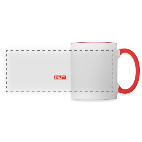 Salty white - Panoramic Mug