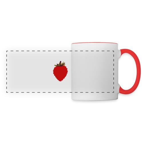 Wild Strawberry - Panoramic Mug