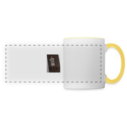 GROSSE GROSSE COLLAB x Kenny - Mug panoramique contrasté et blanc