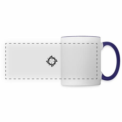 Tribal style - Mug panoramique contrasté et blanc