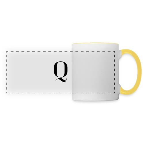 Q - Panoramic Mug
