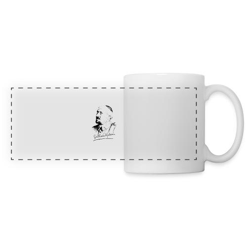 Débardeur Femme - Guillaume Apollinaire - Mug panoramique contrasté et blanc