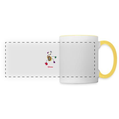 Starteen - Mug panoramique contrasté et blanc