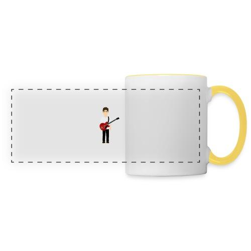 Noel Gallagher White Shirt Edition - Panoramic Mug