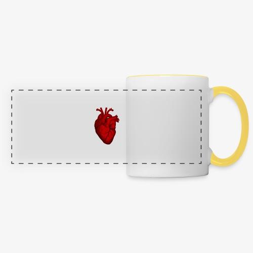 Heart - Panoramic Mug