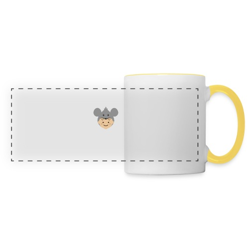 Mr Mousey | Ibbleobble - Panoramic Mug