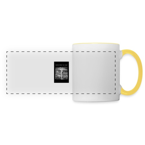 Swish from the deep - Panoramic Mug