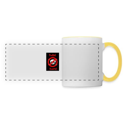 Fatboi Dares's logo - Panoramic Mug