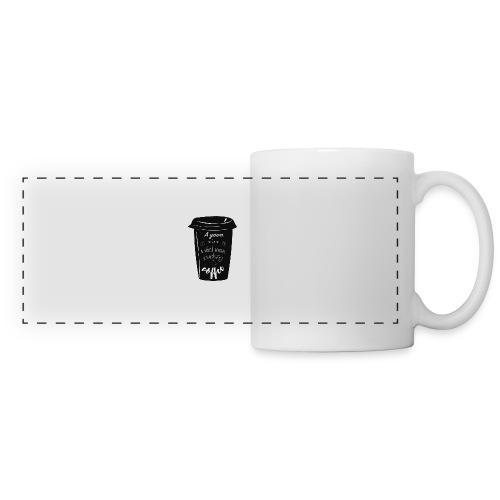 Coffee - Tazza con vista