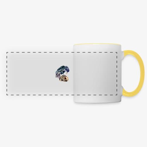 cubicraven - Mug panoramique contrasté et blanc