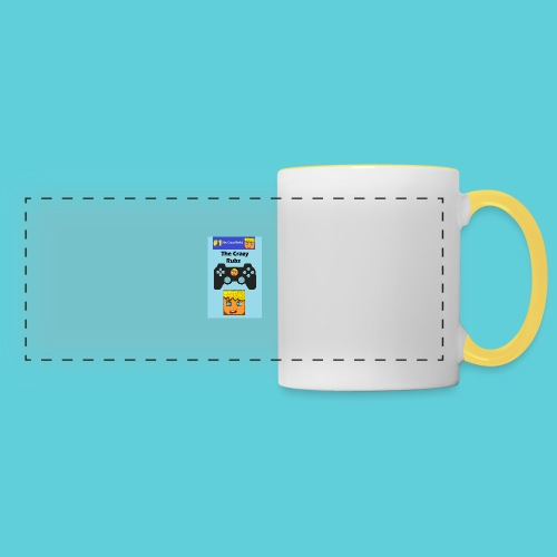 games controller - Panoramic Mug