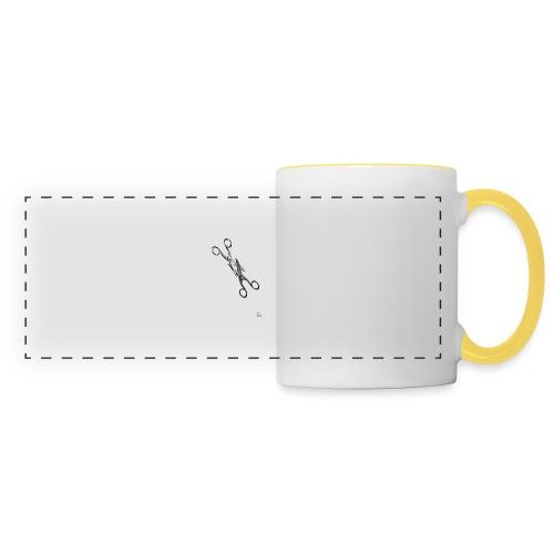 Scissor sisters - Mug panoramique contrasté et blanc