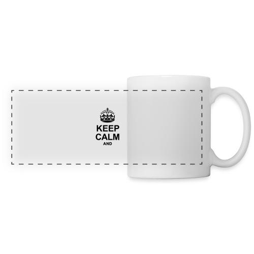 KEEP CALM - Panoramic Mug