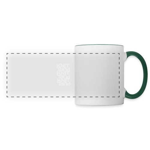 St st, light - Panoramic Mug
