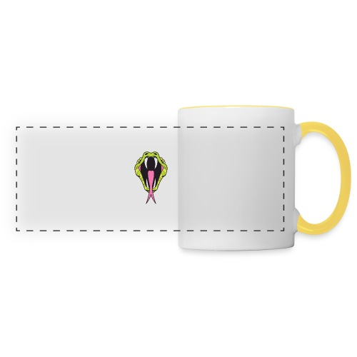 SNAKE SHIRT - Panoramic Mug