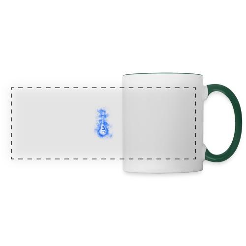 Blue Muse - Panoramic Mug