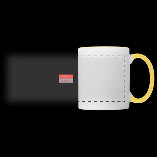 Prettea Label - Panoramic Mug