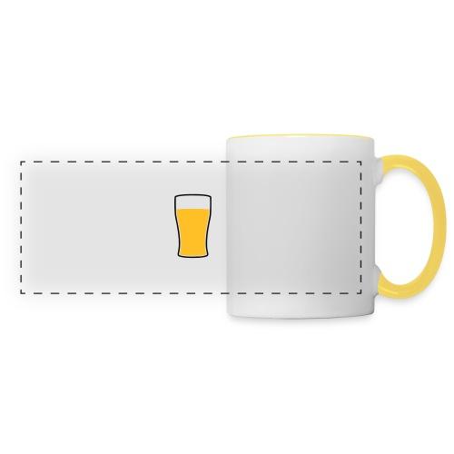 Bier! - Panoramatasse