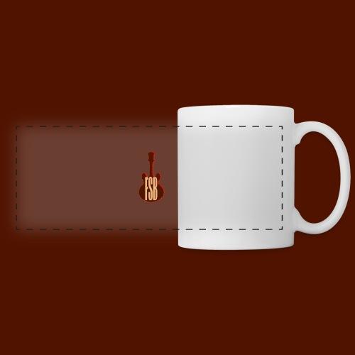 FSB Guitar Logo - Panoramic Mug
