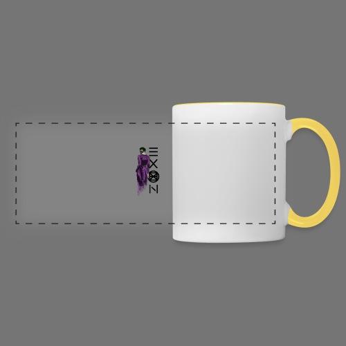 Emotionless Passion Exon - Panoramic Mug