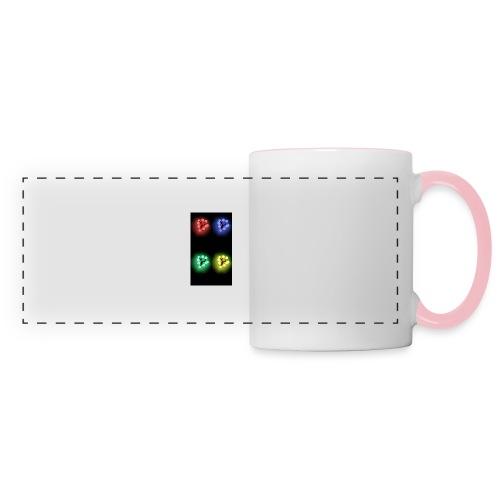 Lights - Mug panoramique contrasté et blanc