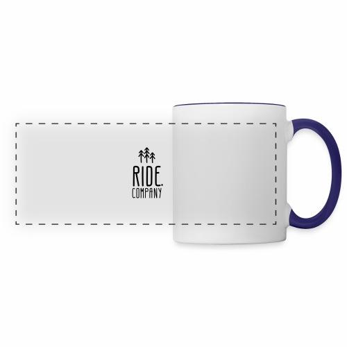 RIDE.company Logo - Panoramatasse