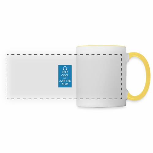 Join the club - Panoramic Mug