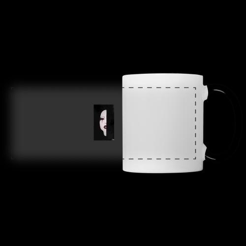 BlackWhitewoman - Tazza panoramica