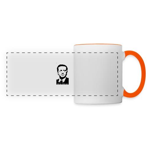 Erdogan Reis IMG 4858 - Mug panoramique contrasté et blanc