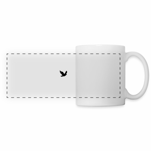 THE BIRD - Panoramic Mug