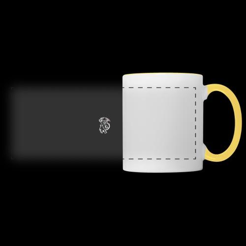 Team MultiGaming - Mug panoramique contrasté et blanc