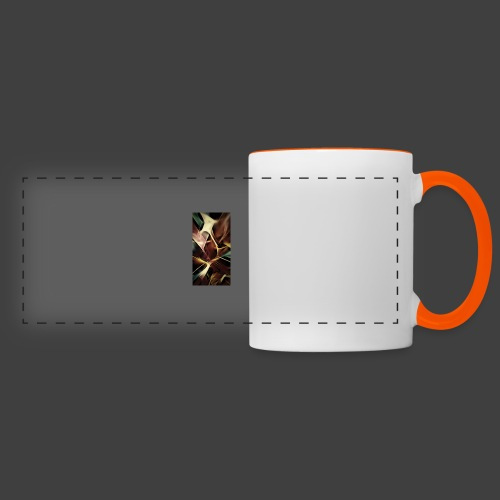 Cartilage muscles and tendons - Panoramic Mug