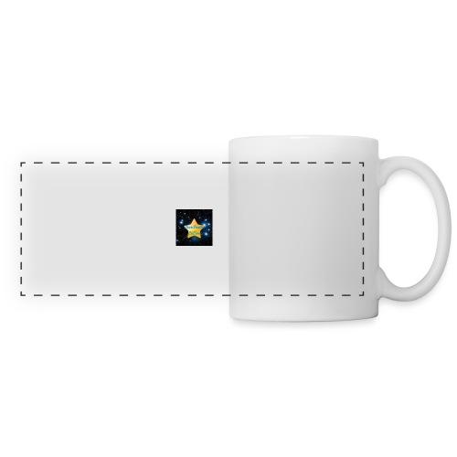 Logo Janvier-Juin 2017 de StarStudio LeLive ! - Mug panoramique contrasté et blanc