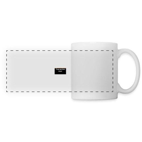 T-shirt staff Delanox - Mug panoramique contrasté et blanc