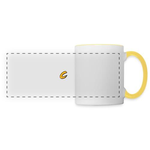 Chuck - Mug panoramique contrasté et blanc