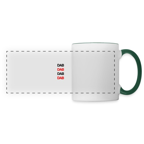 Dab - Panoramic Mug