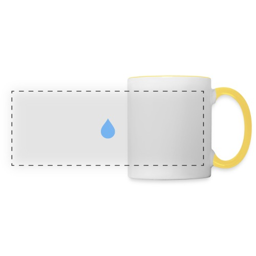 Water halo shirts - Panoramic Mug