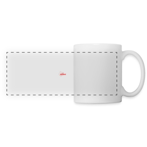 Rdamage - Mug panoramique contrasté et blanc
