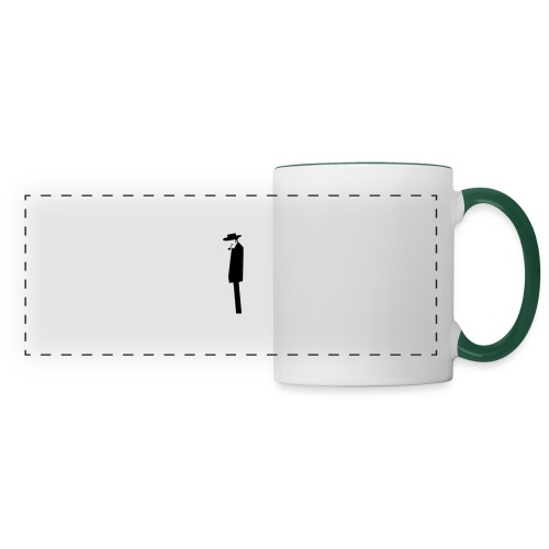 The Bad - Mug panoramique contrasté et blanc