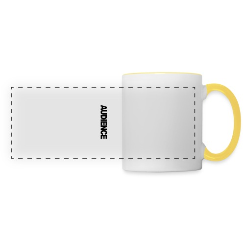 audienceiphonevertical - Panoramic Mug