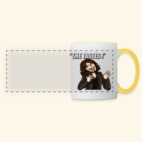 LEATHERJACKETGUY - Panoramic Mug