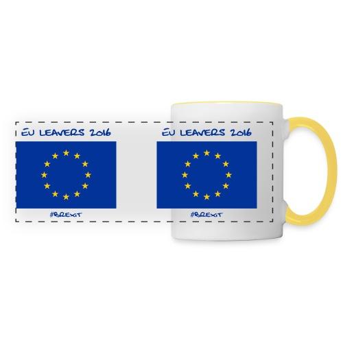 EU large png - Panoramic Mug