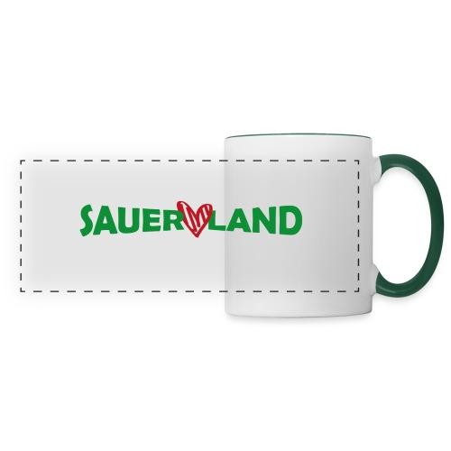 Sauerland Herz - Panoramatasse
