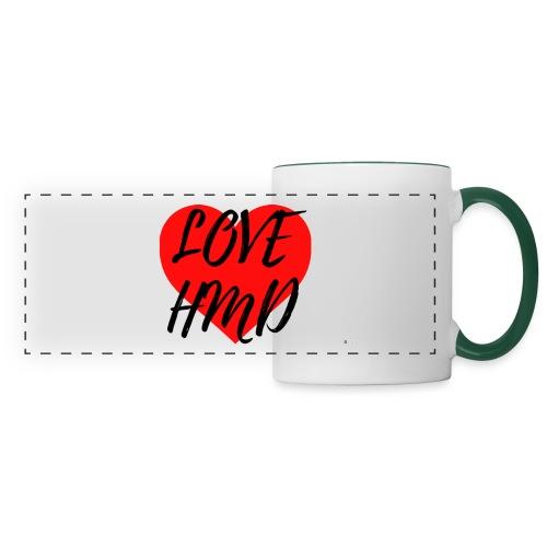 Love HMD - Taza panorámica