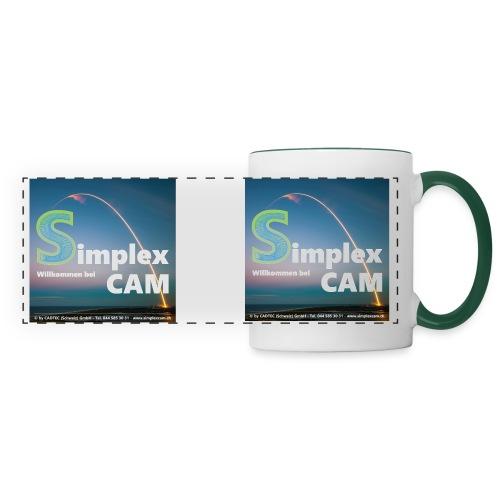 SimplexCAM - Panoramatasse