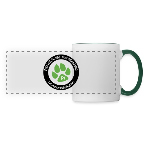 K9DULEEK FACE MASK - Panoramic Mug