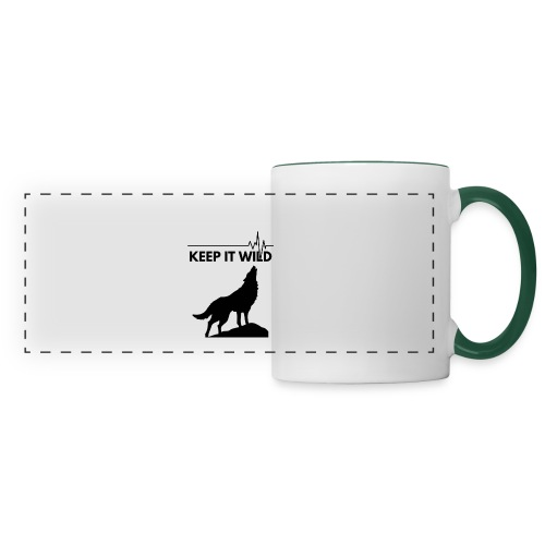 Keep it wild - Panoramatasse