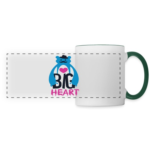 Big Heart Monster Hugs - Panoramic Mug