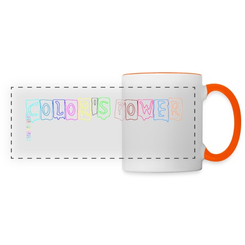 colorspower_beat_my_guest - Tazza panoramica