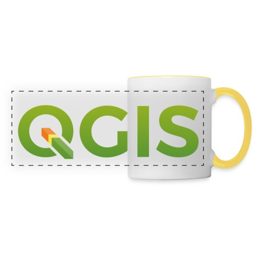 QGIS text transp bg 600dpi - Panoramic Mug